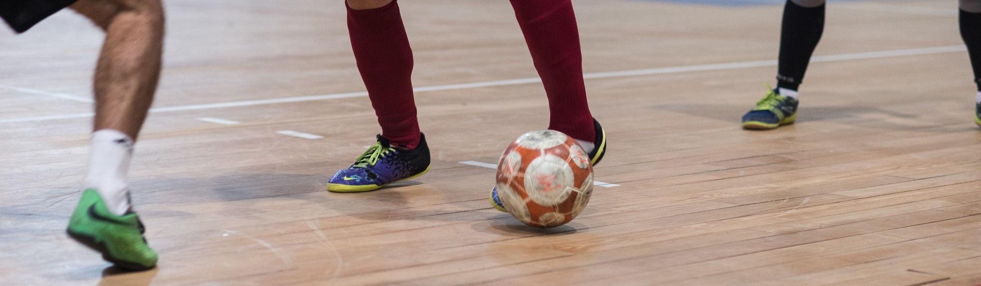 Futsal é na MasterFoot!