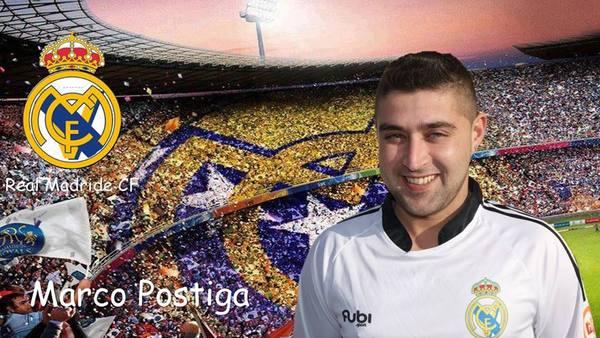 Marcos Postiga  Marques