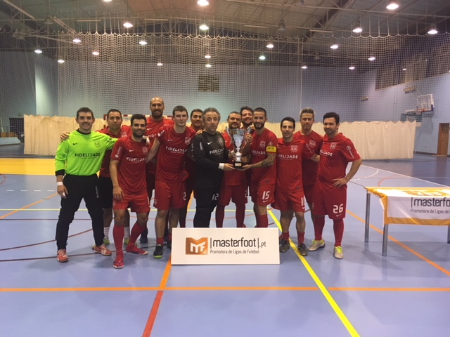Final Regional Corporate MasterFoot Futsal Lisboa 2018
