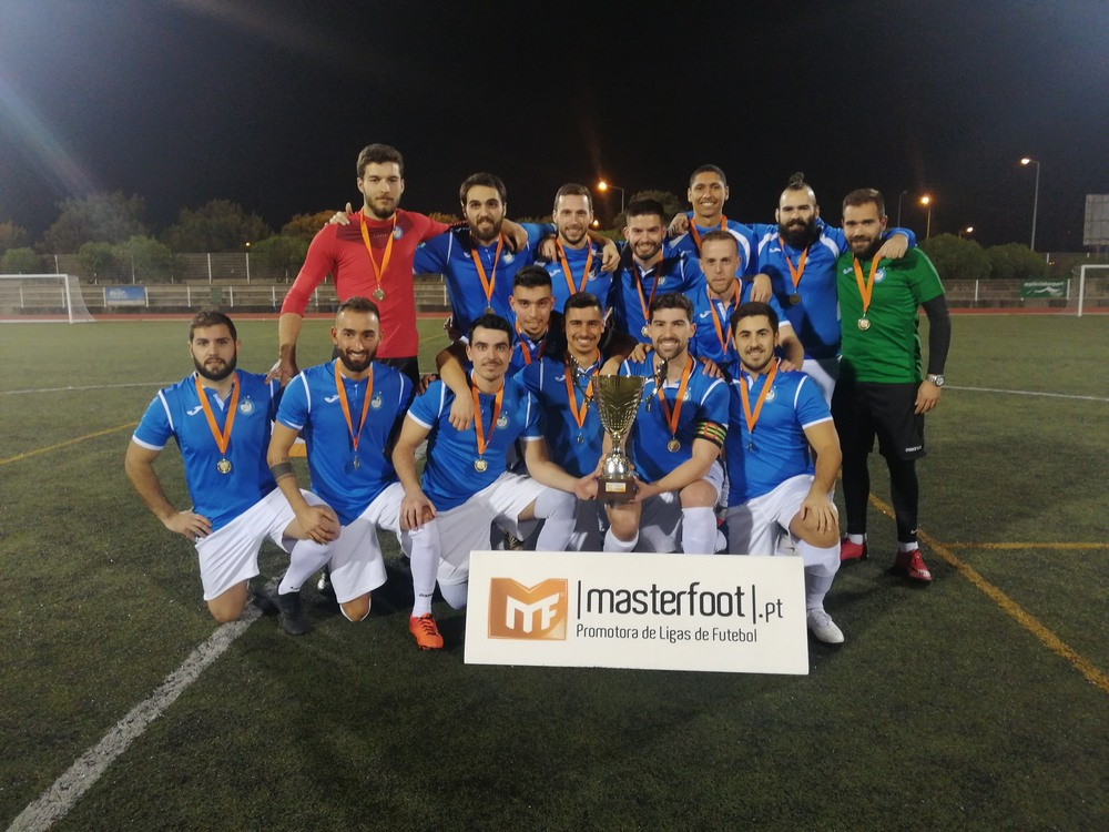 Final Nacional MasterFoot Futebol 7 2018/2019