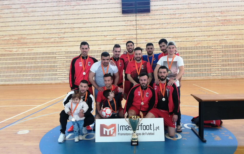 Final Nacional MasterFoot Futsal 2018/2019