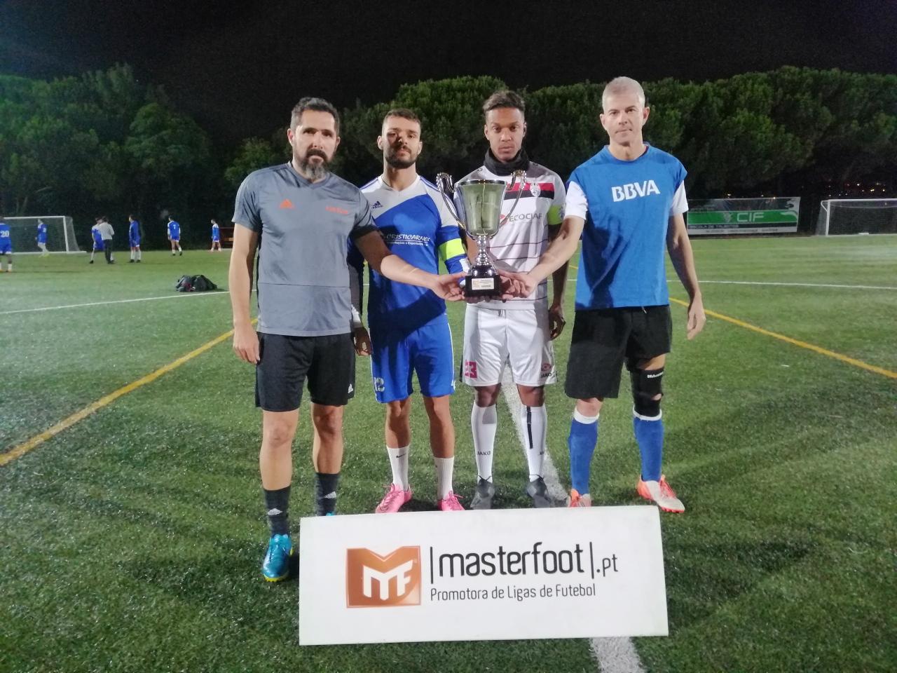 Final Regional MasterFoot Futebol 7 2018/2019